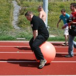 Spacehopper Gymkhana