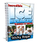 Incredible Ice Breaker Ideas Sticky Rope Team Activity